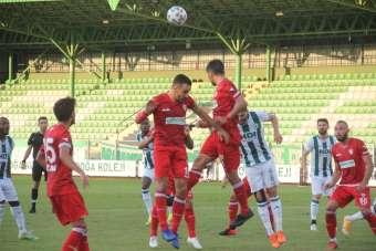 TFF 1. Lig: Giresunspor: 2 - Beypiliç Boluspor: 1