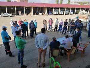 Tufanbeyli Belediyesi, toplu iş sözleşmesini imzaladı