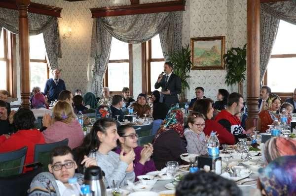 Başkan Eroğlu: 'Tokat engelli dostu bir şehir'