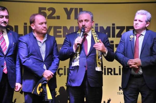 Çorlulu işadamı Gümüş'ten Tekirdağspor'a 75 bin TL'lik bağış