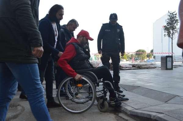 Fatsa'da farkındalık yürüyüşü