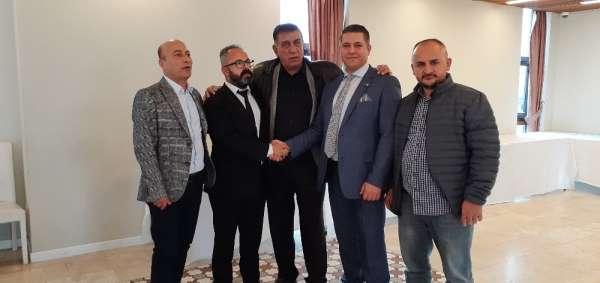 OSDEF başkanlığı'na Oğuzhan Er seçildi