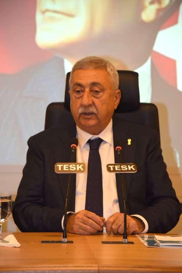 TESK Başkanı Palandöken: 'Konut kredi faizlerindeki düşüş yeterli değil'