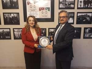 ULUSKON 'Uluslararası Yatırım ve İş Dünyası Konfederasyonu' heyeti Pakistan'a gi