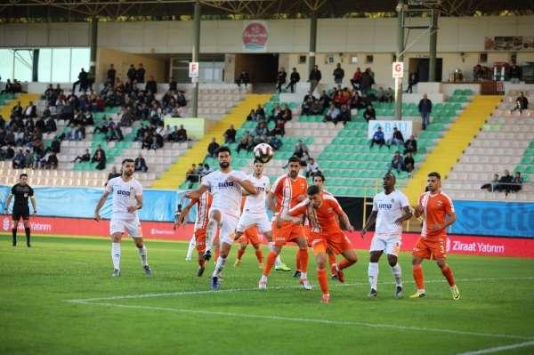 Ziraat Türkiye Kupası: Aytemiz Alanyaspor: 5 - Adanaspor: 1