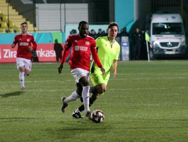 Ziraat Türkiye Kupası: Esenler Erokspor: 0 - Sivasspor: 2 (Maç sonucu)