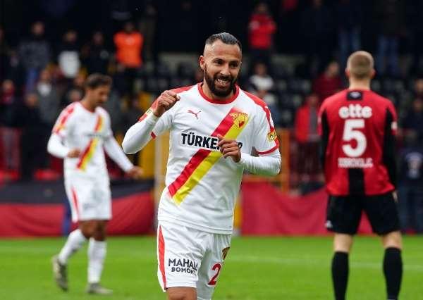 Ziraat Türkiye Kupası: Fatih Karagümrük: 1 - Göztepe: 2 (Maç sonucu)