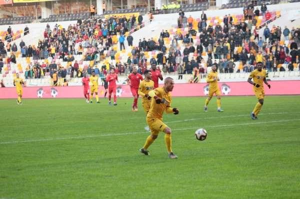 Ziraat Türkiye Kupası: Yeni Malatyaspor: 3 - Keçiörengücü: 1 (Maç sonucu)