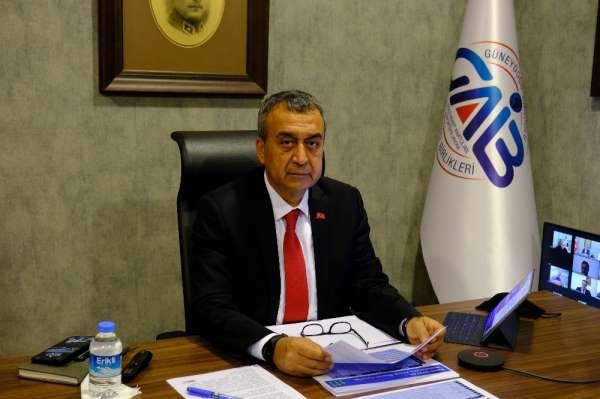 GAİB Başkan'ı Kileci: 'Negatif atmosfere rağmen ihracatımızı arttırdık'