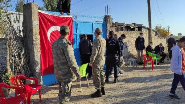 Nusaybinli uzman çavuş Afrin'de şehit oldu