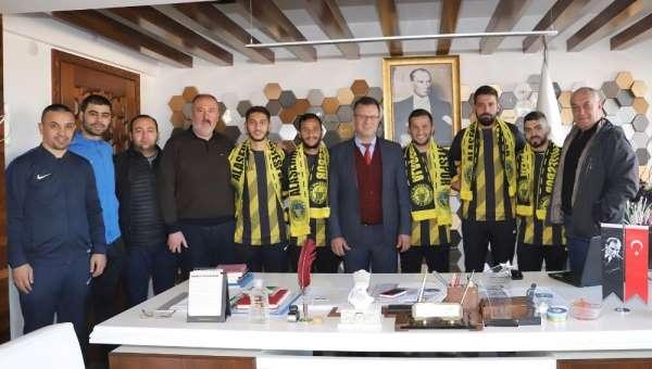 Alaşehir Belediyespor'a 5 yeni takviye