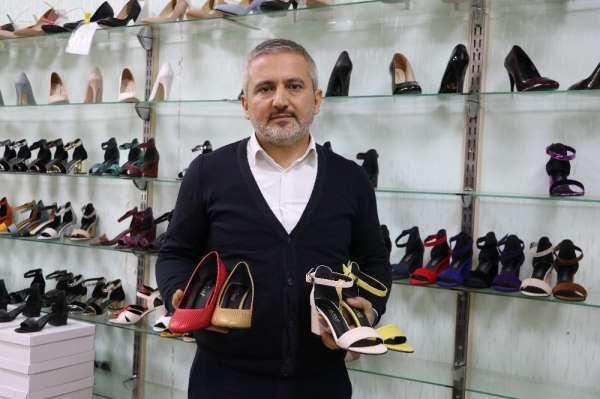 Kadın ayakkabısından yılda 400 milyon lira gelir