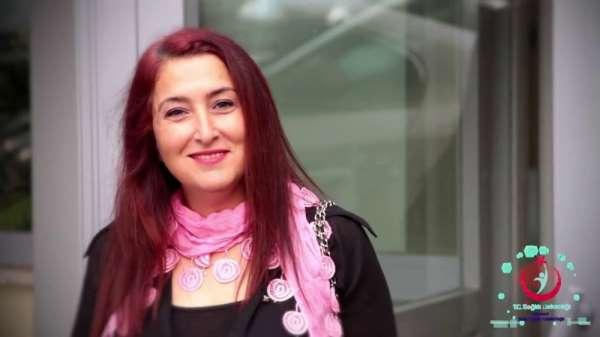 Kanser rolü gerçek olan kadın: 'Erken teşhis hayat kurtarıyor'