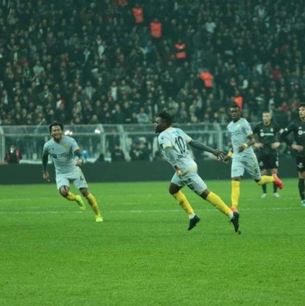 Yeni Malatyaspor Bifouma ile sözleşme yeniledi