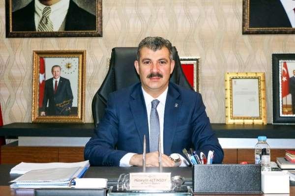 Başkan Altınsoy: '300 milyon liralık gençlik ve spor yatırımı yapıldı'