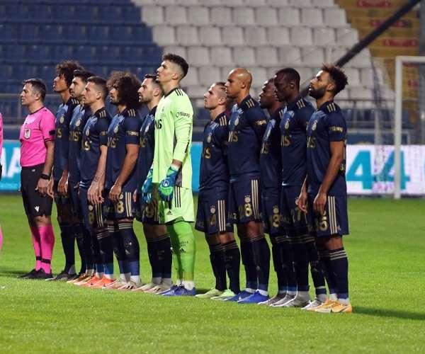 Fenerbahçe, ligde 3 maç sonra kalesini gole kapattı