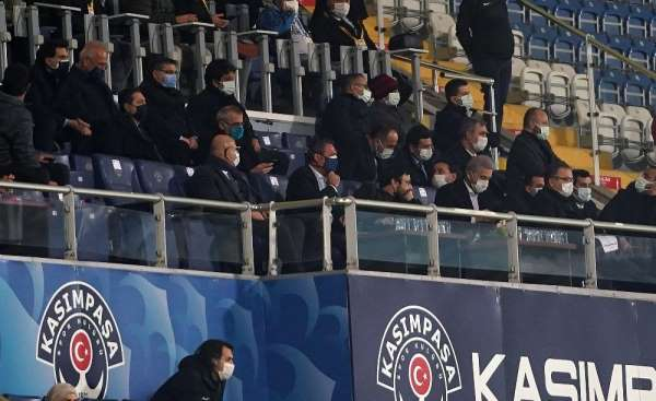 Fenerbahçede yönetim tam kadro
