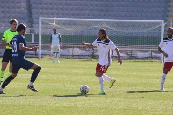 Karaköprü Belediyespor'dan dört dörtlük galibiyet