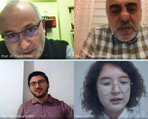 'Kültür Elçileri Projesi'nin ilk dersi Rektör Ünal'dan