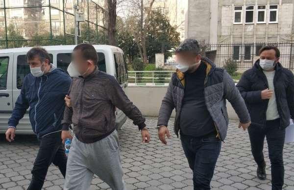 Otelde tecavüz ve gasp iddiasına 2 gözaltı