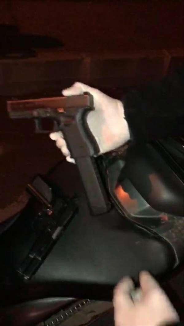 (Özel) Şişlide saldırı hazırlığındaki iki silahlı şahıs yakalandı