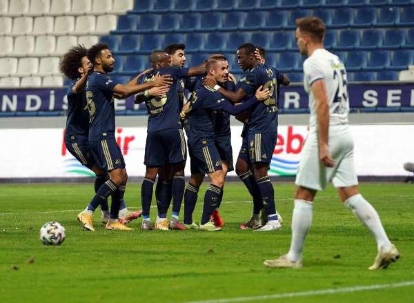 Süper Lig: Kasımpaşa: 0 - Fenerbahçe: 1 (Maç devam ediyor)
