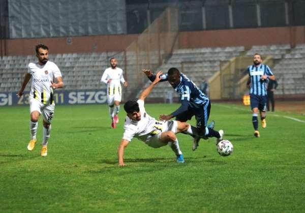 TFF 1. Lig: Adana Demirspor: 3 - Menemenspor: 0