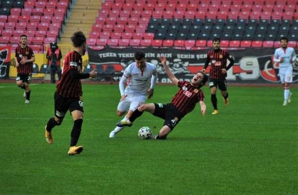 TFF 1. Lig: Eskişehirspor: 0 - Boluspor: 2