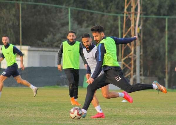 Hatayspor, Karagümrük maçı hazırlıklarına başladı