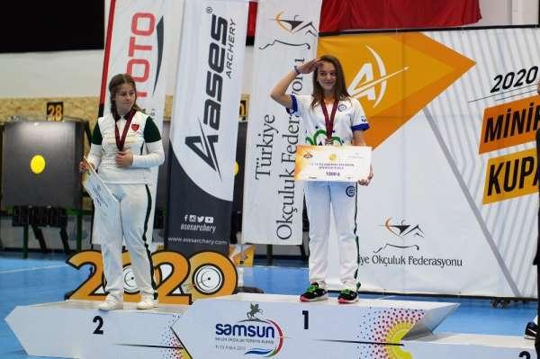 Minikler Türkiye Şampiyonası'nda Muğla'ya altın madalya
