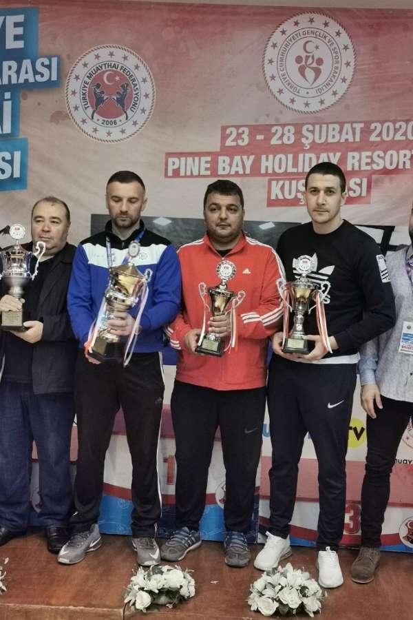 PAÜ Muaythai Takımı Türkiye ikincisi oldu