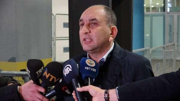 Semih Özsoy: 'Fenerbahçe'nin yeni teknik direktör süreci bugünden itibaren başla