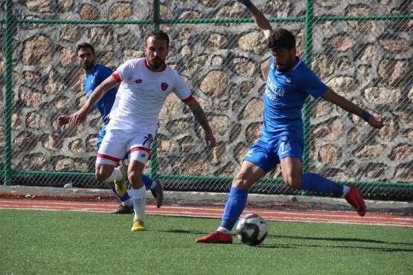 TFF 3. Lig: Elazığ Belediyespor: 0 - Payasspor: 2