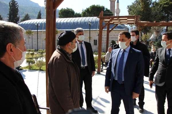 Amasya Valisi Masatlı: Vaka artışlarının en büyük sebebi ev ziyaretleri