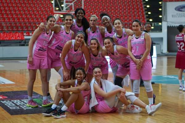 Bellona Kayseri Basketbol 3 maçtır kaybetmiyor