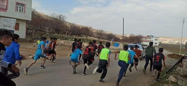 Mardinde Atletizm Geliştirme Projesi ilçe seçimleri yapıldı