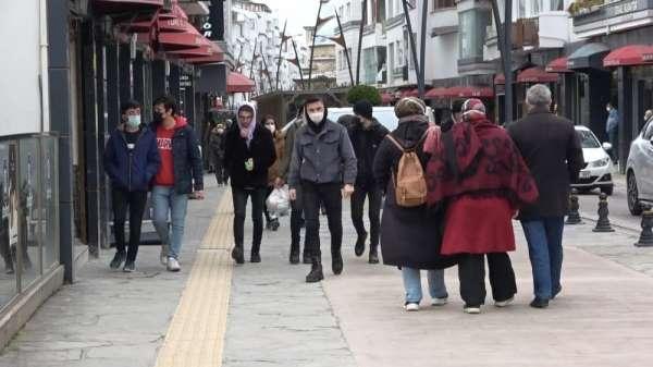 Sinopta pandemi akrabaları özletti, komşuluğu öğretti