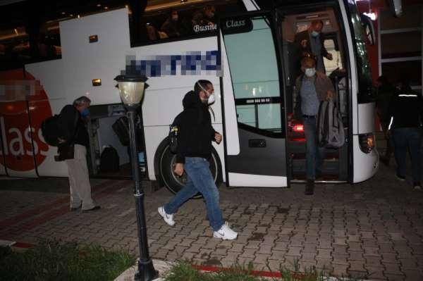 Cezayir'den gelen Türk vatandaşlar Tokat'ta karantinaya girdi