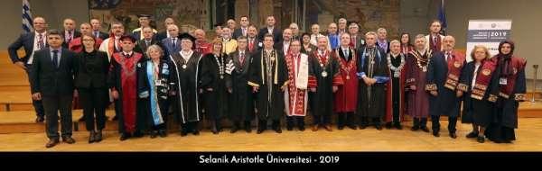 Balkan Üniversiteler Birliği'nin Bükreş'te düzenlenecek genel kurul toplantısı e