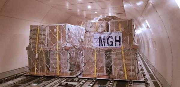 SpiceJet, kiralık uçaklarıyla COVID-19 salgınında Hindistan'a 4 bin ton yük taşı