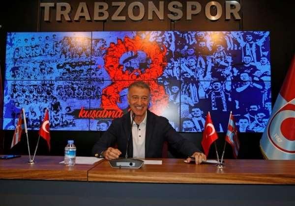Ahmet Ağaoğlu: 'Yanlış değerlendirmenin, CAS'tan döneceğine olan inancımız tamdı