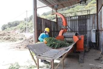 Körfez'de 975 ton atık doğaya geri kazandırıldı