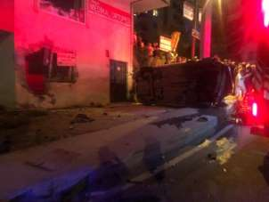 Avrasya Tüneli girişinde meydana gelen trafik kazasında bir kişi yaşamını yitird