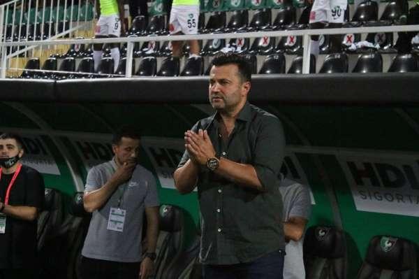 Bülent Uygun: 'Bu ligde Denizlispor'umuz kalacaktır'