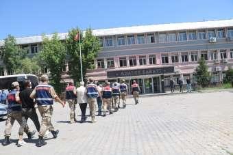 Binbaşı Kulaksız'ı şehit eden işbirlikçiler tutuklandı