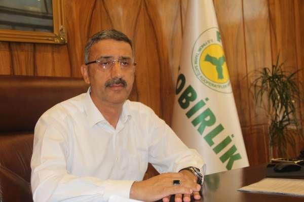 FİSKOBİRLİK Başkanı Bayraktar: '15 Ağustos'tan itibaren peşin alımlara başlayaca