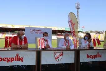 Beypiliç, Boluspor'un isim sponsoru oldu