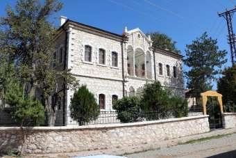 Asırlık konaklar restore edilerek ülke turizmine kazandırılıyor