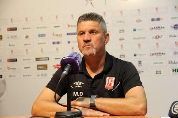 Balıkesirspor - Menemenspor maçın ardından