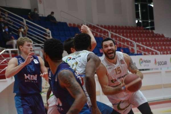 Basketbol Süper Ligi: Aliağa Petkim Spor: 78 - HDI Sigorta Afyon Belediyesi: 81